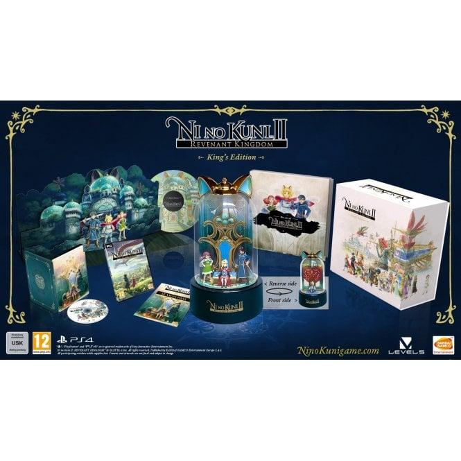 Ni No Kuni II Revenant Kingdom King's Edition PC