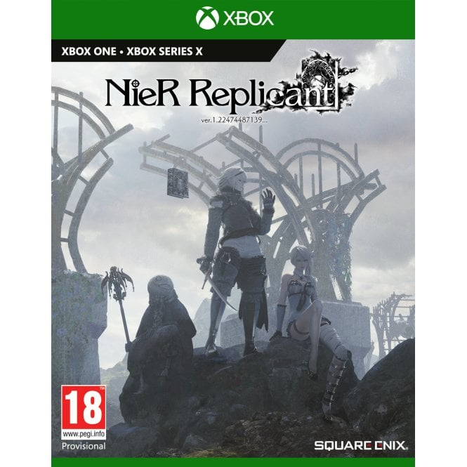 NieR Replicant ver.1.22474487139... Xbox