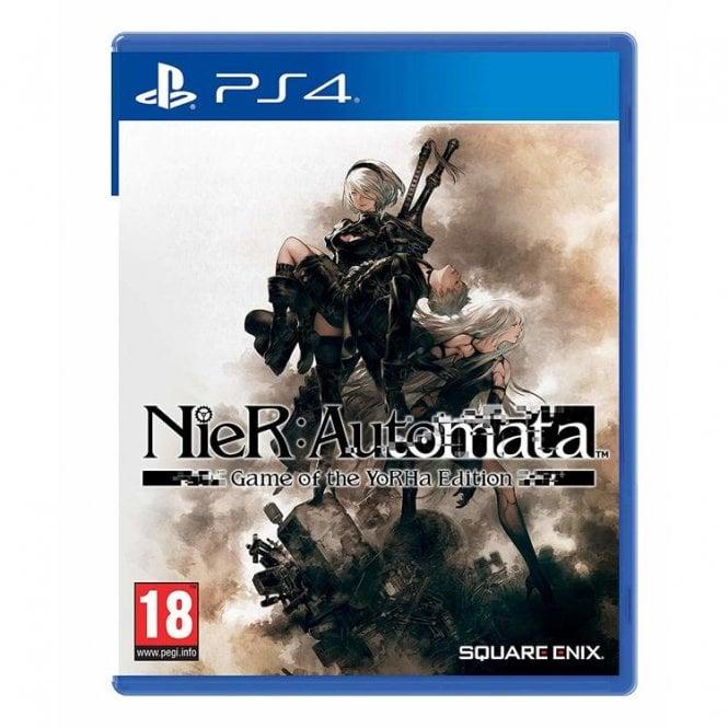 NieRAutomata Game of the YoRHa Ed PS4