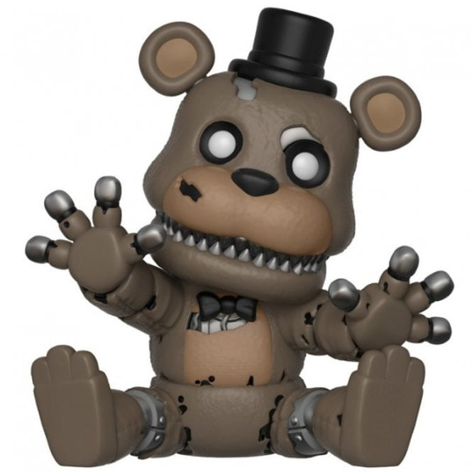 Nightmare Freddy Arcade Vinyl