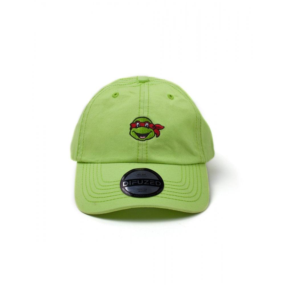 77ed2829f6c Teenage Mutant Ninja Turtles Ninja Turtles Raphael Dad Cap