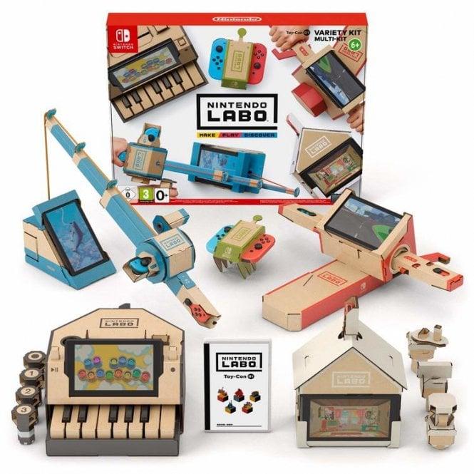 Nintendo LABO Variety Set
