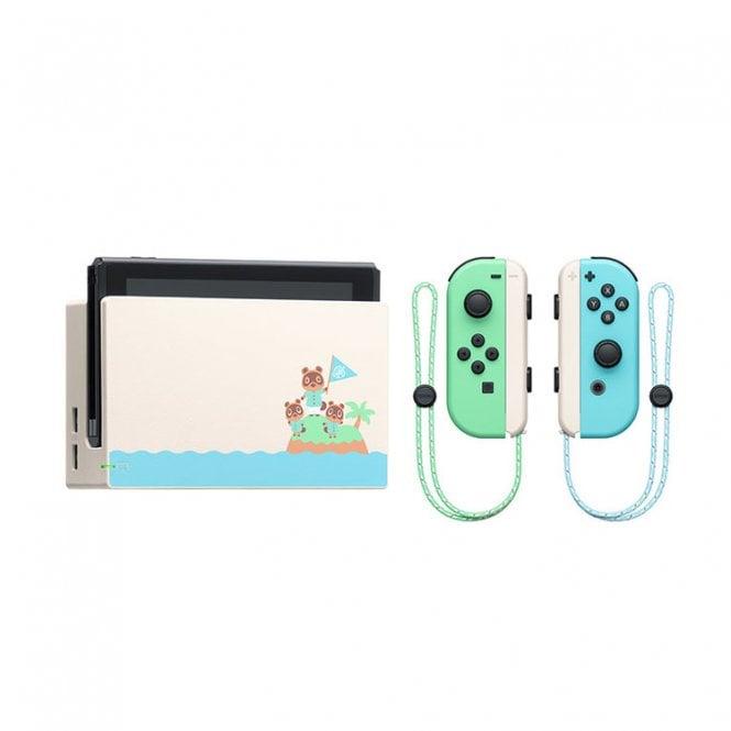 Nintendo Switch Animal Crossing New Horizons Edition