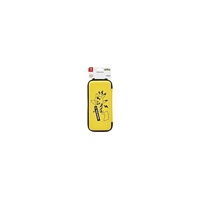 Nintendo Switch Embossed Pikachu Case