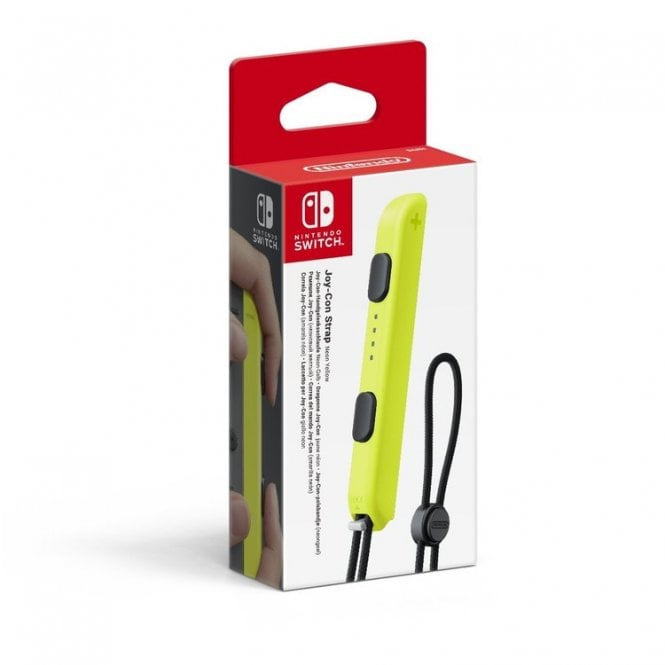 Nintendo Switch Joy-Con Strap - Yellow