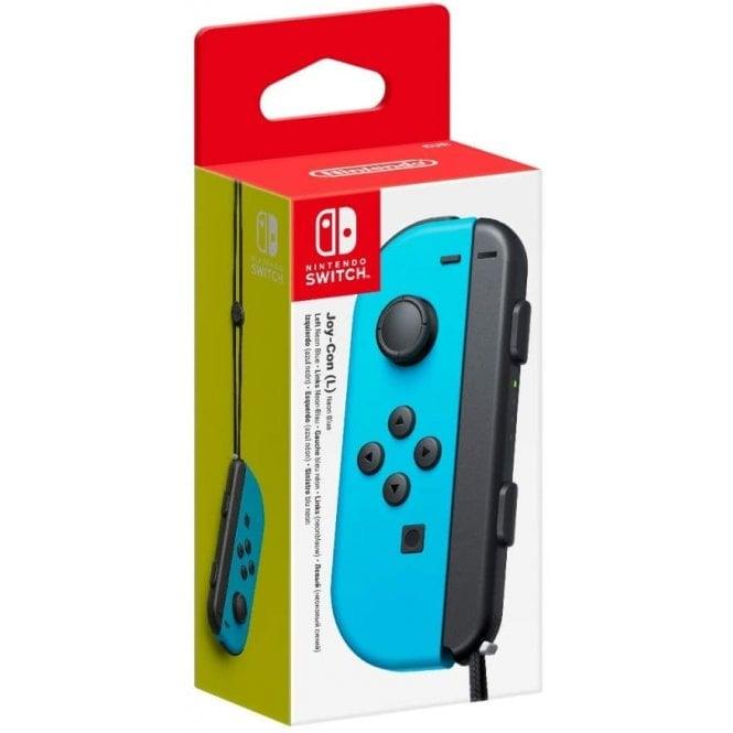 Nintendo Switch Left Joy-Con Neon Blue