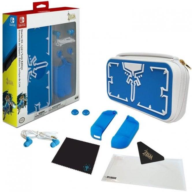 Nintendo Switch Link's Tunic Edition Starter Kit
