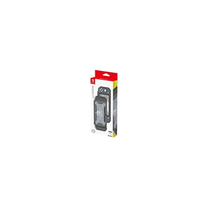 Nintendo Switch Lite Transparent Grey Hybrid Armour Case
