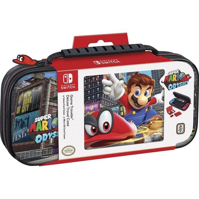 Nintendo Switch Mario Odyssey Switch Case