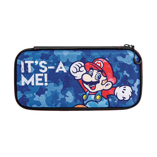 Nintendo Switch Mario Travel Case