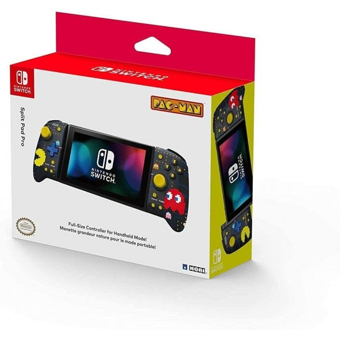 Nintendo Switch Pac-Man Split Pad Pro