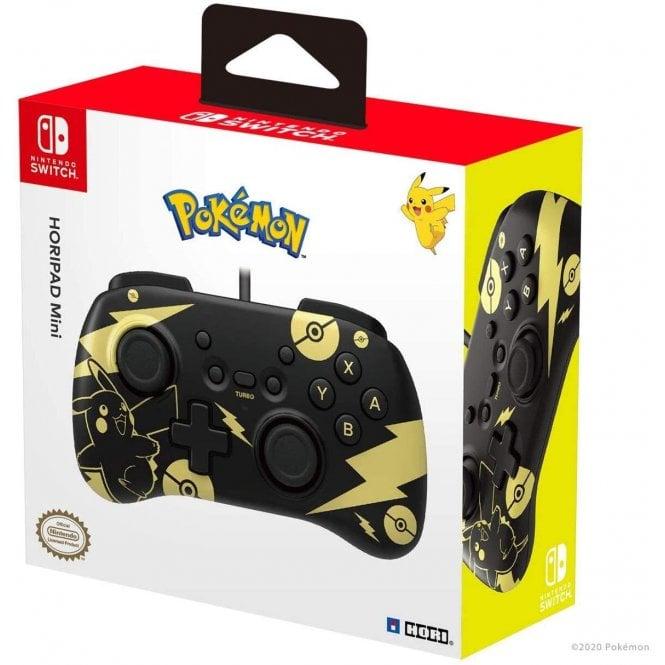 Nintendo Switch Pikachu Mini Controller