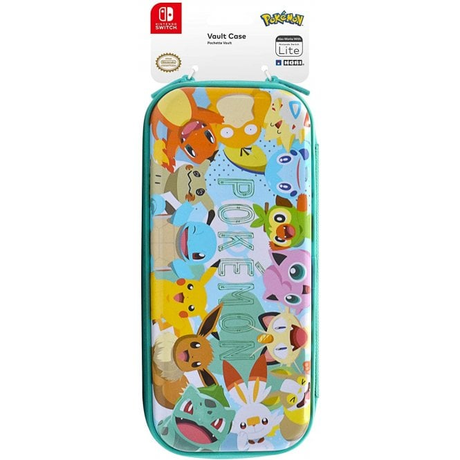 Nintendo Switch Pokemon Friends Vault Case