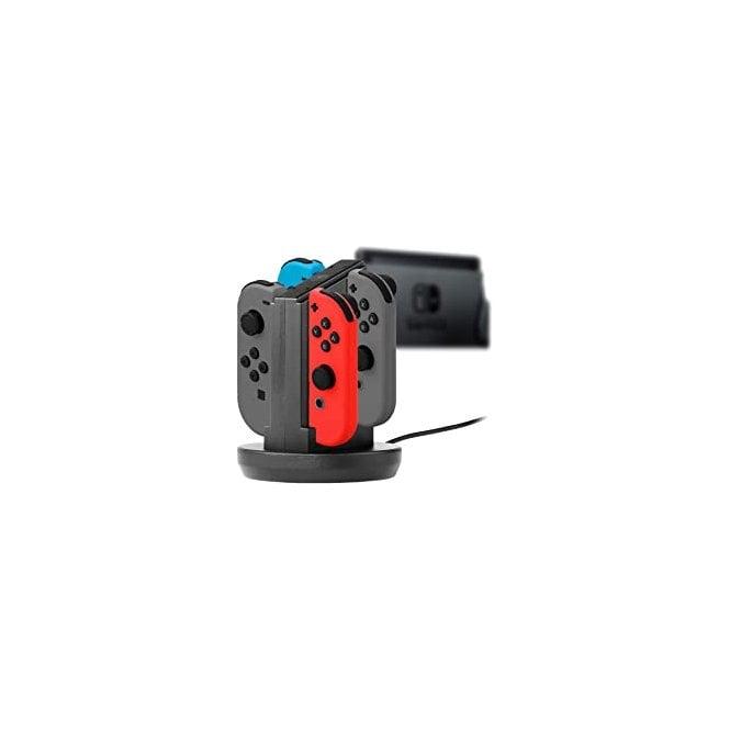 Nintendo Switch Quad Joy Con Charger