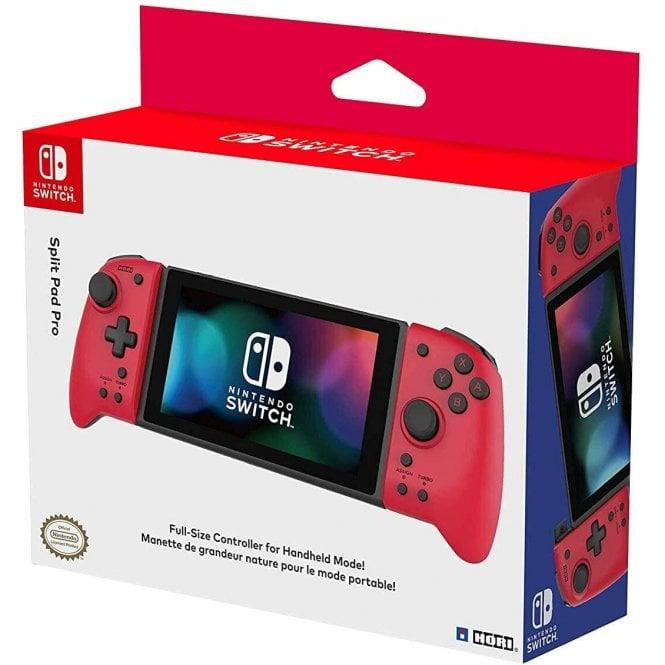 Nintendo Switch Red Split Pad Pro