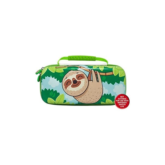 Nintendo Switch Sloth Protective Carry and Storage Case