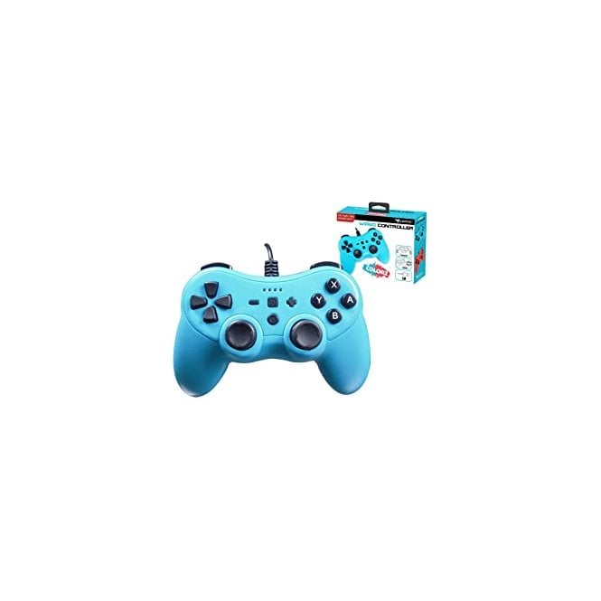 Nintendo Switch Subsonic PRO-S Blue Colorz Wired Controller