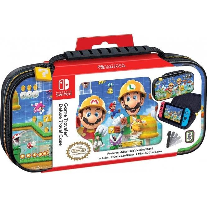 Nintendo Switch Super Mario Maker Travel Case
