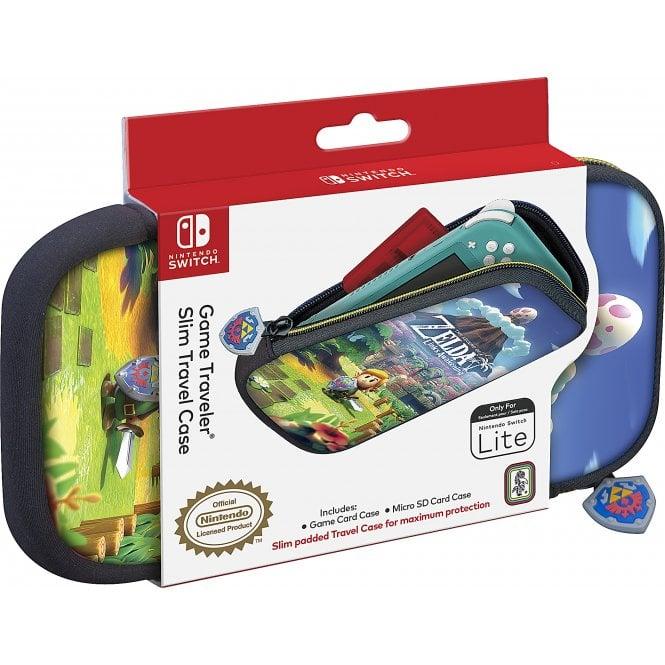 Nintendo Switch The Legend of Zelda Link's Awakening Travel Pouch