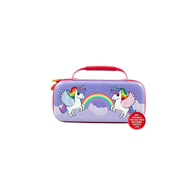 Nintendo Switch Unicorn Travel Case