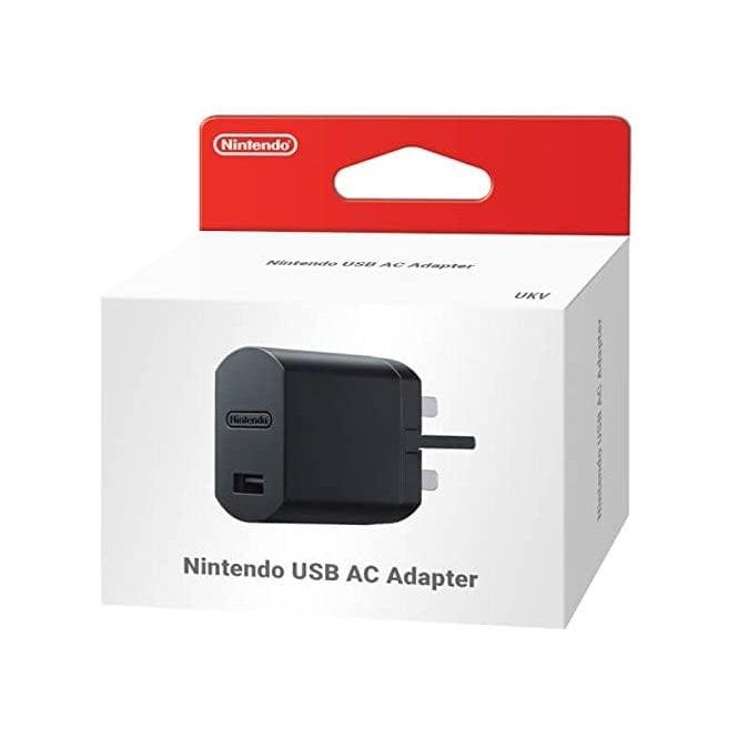 Nintendo Switch USB AC Adapter