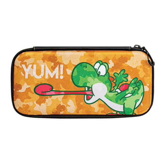 Nintendo Switch Yoshi Camo Travel Case