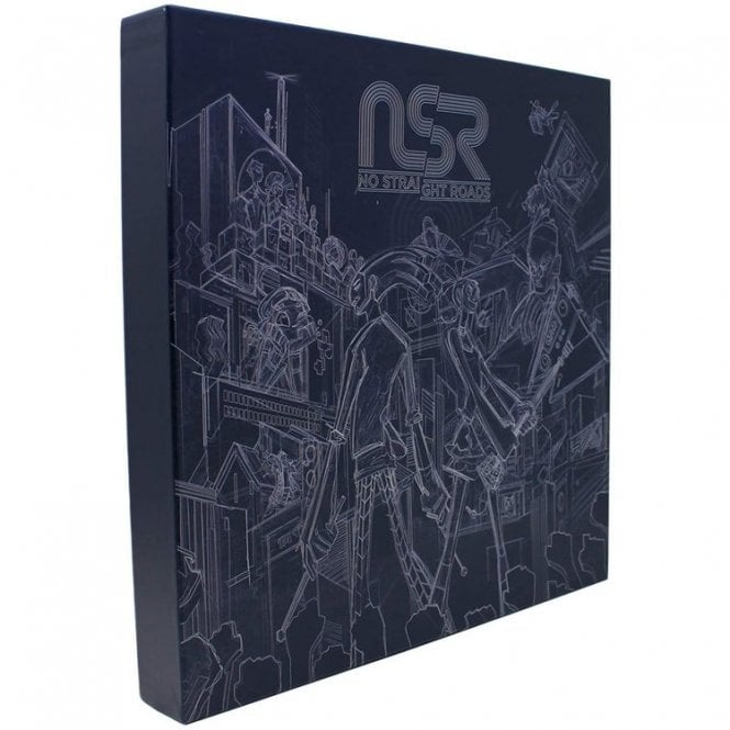No Straight Roads Collector's Edition PS4