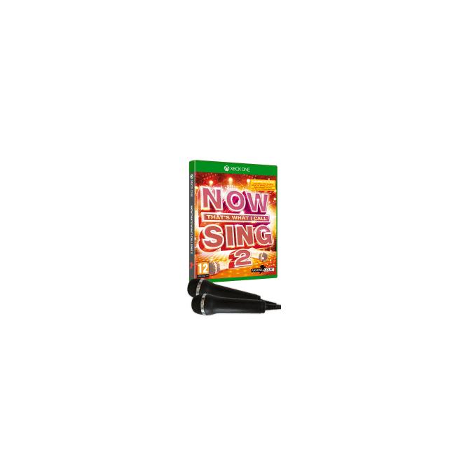 NOW Sing 2017 2 Mic Xbox