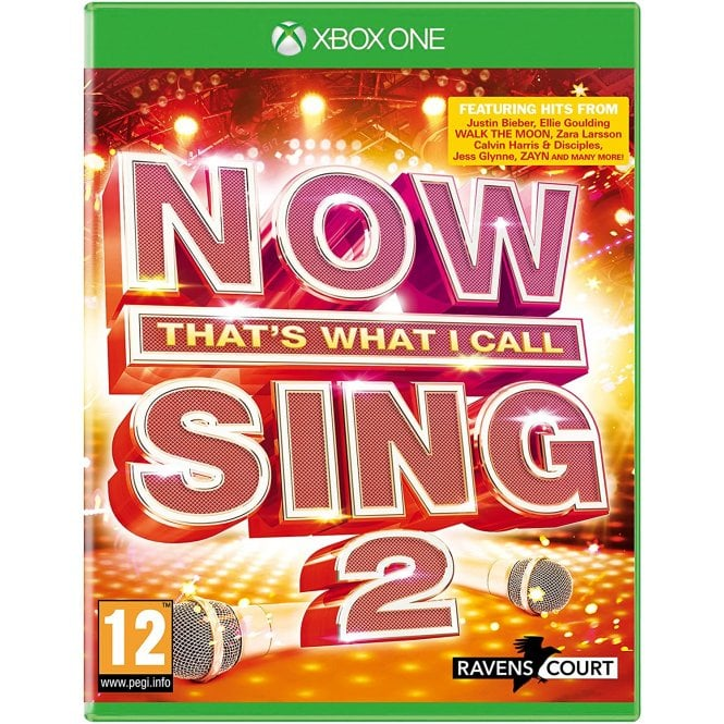 NOW Sing 2017 Solus Xbox One