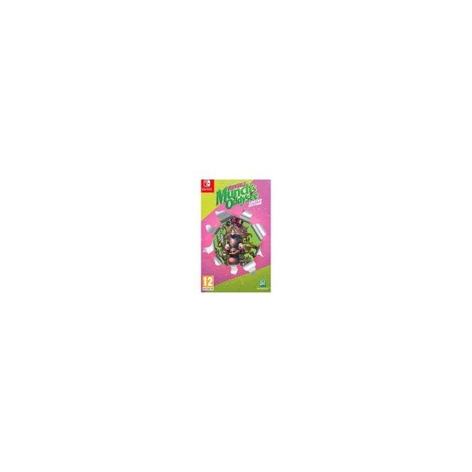 Oddworld Munch's Oddysee Limited Edition Switch