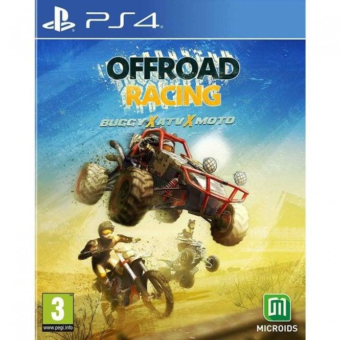 Off Road Racing PS4
