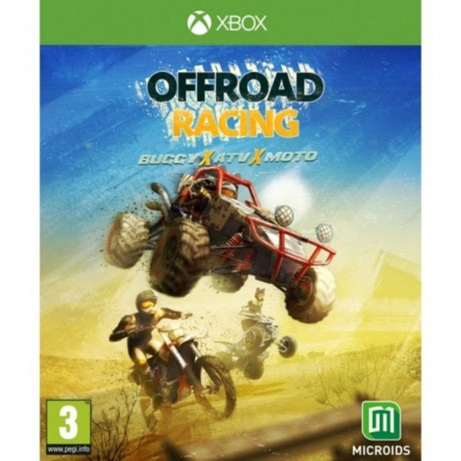 Off Road Racing Xbox