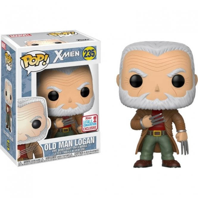 Old Man Logan Exclusive POP! Vinyl