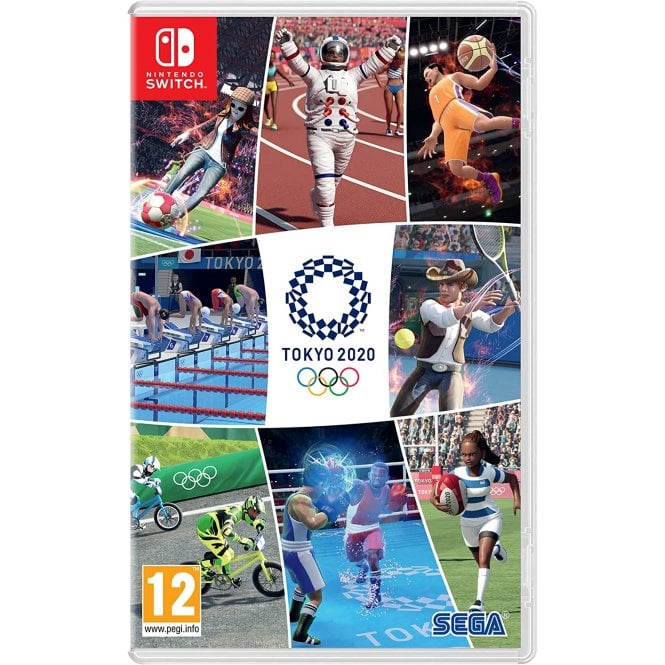 Olympic Games Tokyo 2020 The Official Video Game Switch