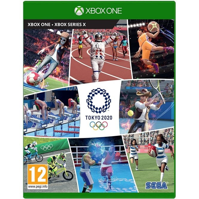 Olympic Games Tokyo 2020 The Official Video Game Xbox