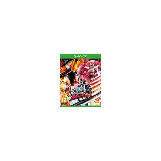 One Piece Burning Blood Xbox