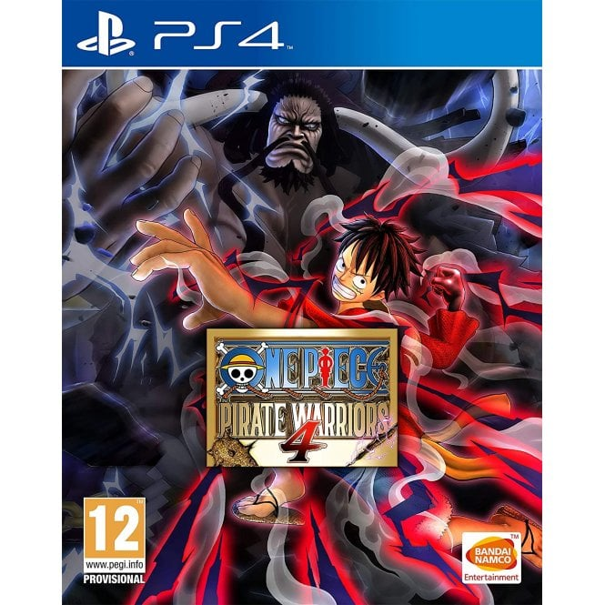 One Piece Pirate Warriors 4 PS4