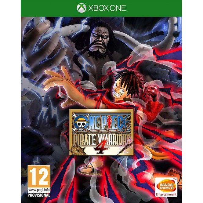 One Piece Pirate Warriors 4 Xbox