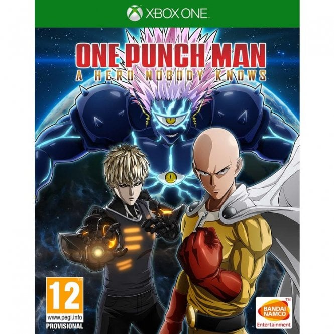 One Punch Man Xbox