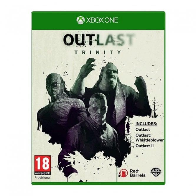 Outlast Trinity Xbox
