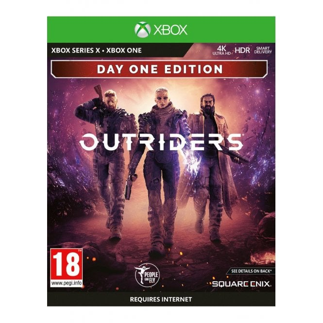 Outriders Day 1 Edition Xbox