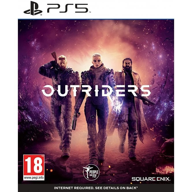 Outriders Deluxe Edition PS5