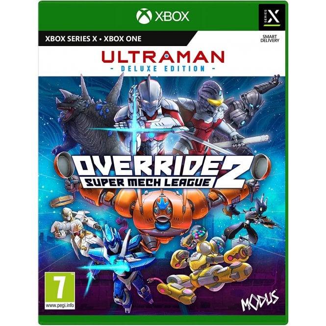 Override 2 Ultraman Deluxe Edition Xbox