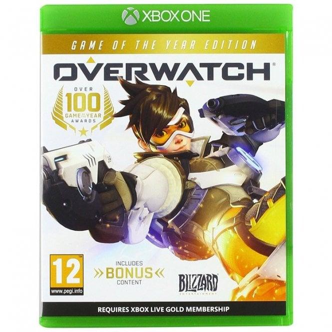 Overwatch GOTY Xbox