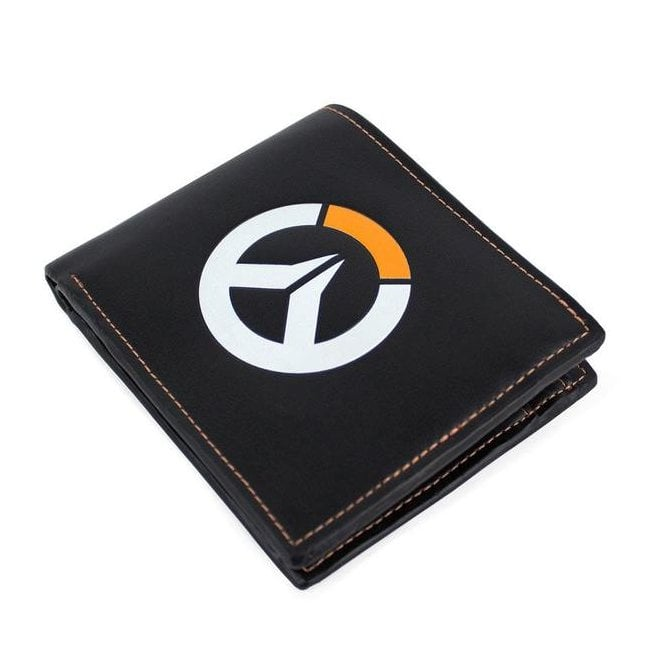 Overwatch Logo Faux Leather Wallet