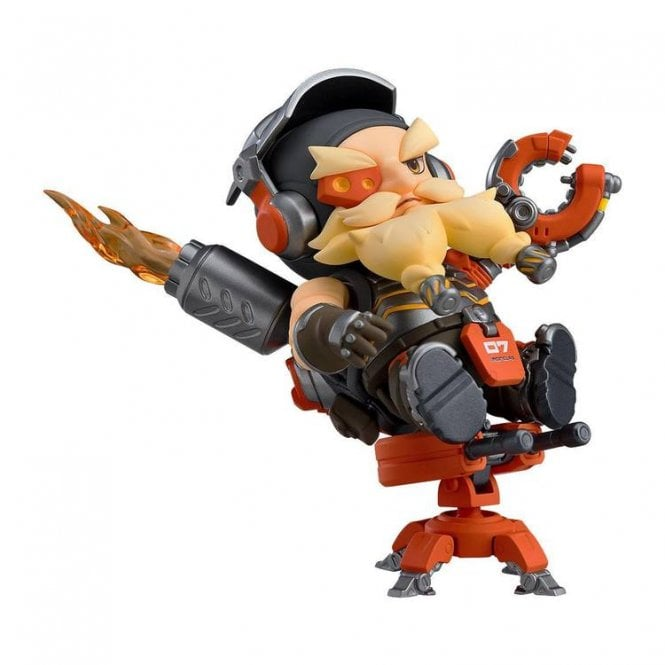 Overwatch Nendoroid Torbjorn Classic Skin Edition