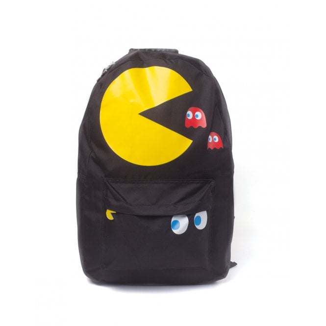 Pac-Man Pac-Man & Blinky Placement Printed Backpack