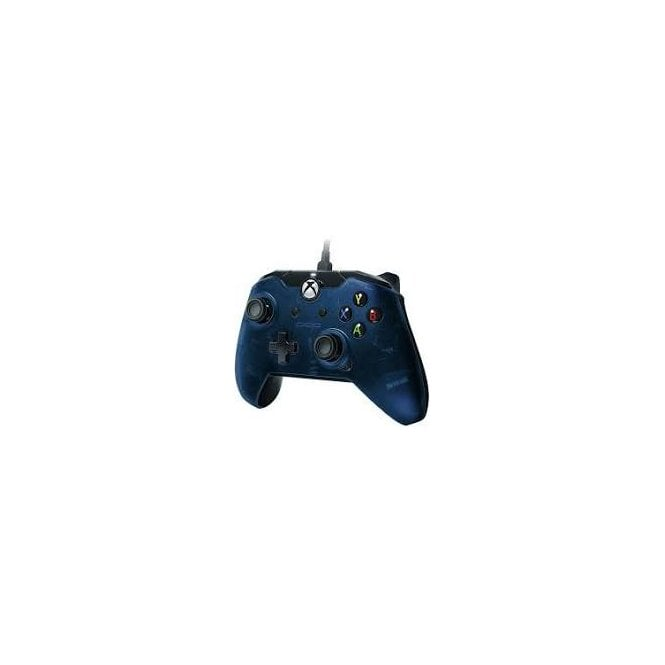 PDP Blue Wired Xbox Controller