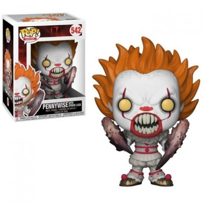 Pennywise with Spider Legs POP! Vinyl