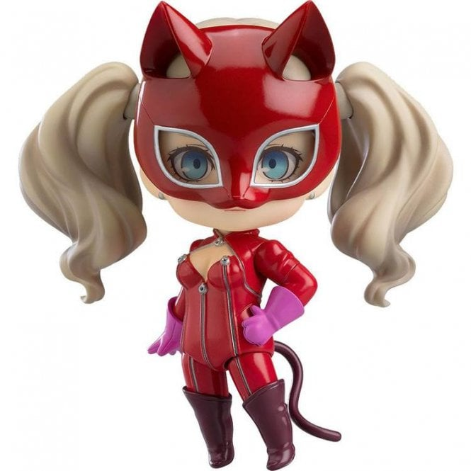 Persona 5 The Animation Nendoroid Ann Takamaki Phantom Thief Ver.